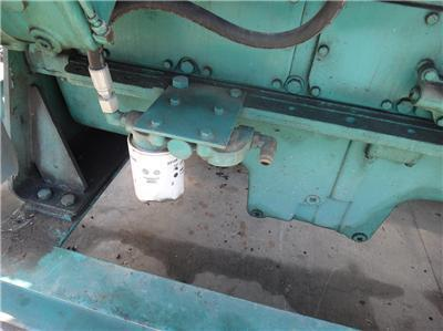 1975 ONAN GENERATOR 30D-0DFT17R/IE MARINE ENGINE