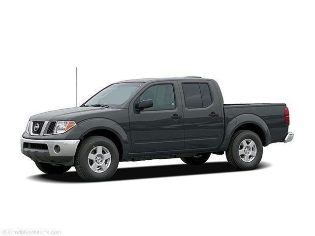 Nissan Frontier 4WD SE 2005