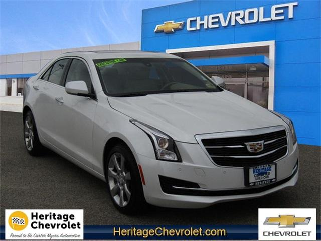 Cadillac ATS Sedan 2.0L Turbo Luxury 2015