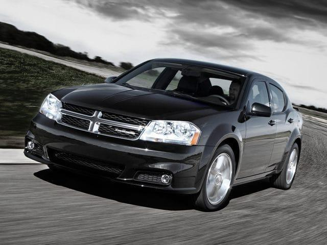 Dodge Avenger MAINSTREET 2012