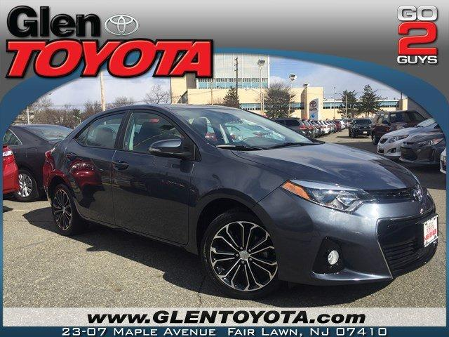 Toyota Corolla S Plus 4-CYL w.ALLOYS & ROOF 2014