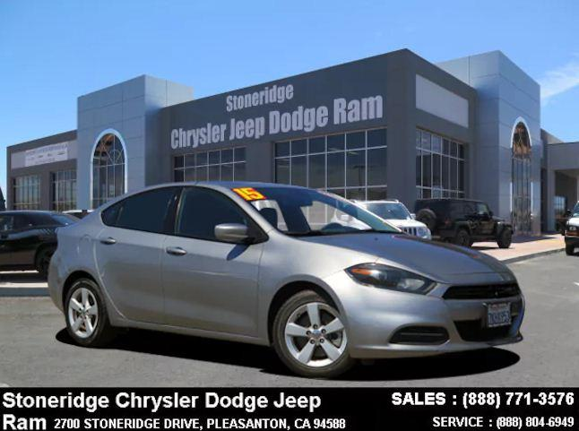Certified Used 2015 Dodge Dart SXT Sedan For Sale in Dublin CA