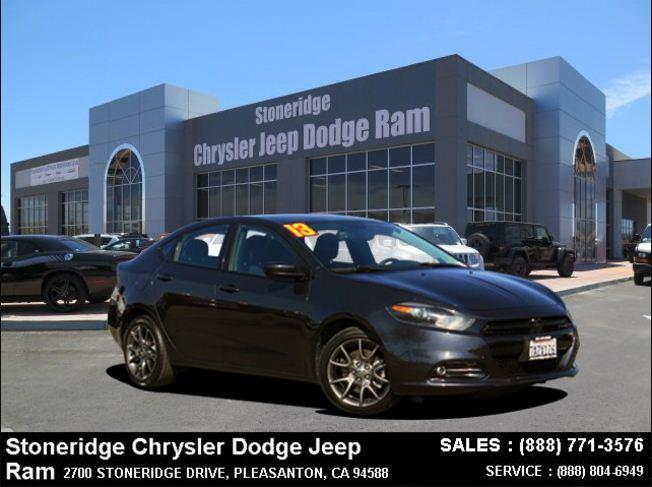 Used 2013 Dodge Dart SXT Sedan For Sale in Dublin CA