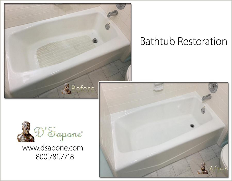 Bathtub Restoration Service in California