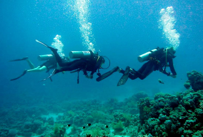 Scuba Diving in Malvan| Scuba Diving Package | Swayourway