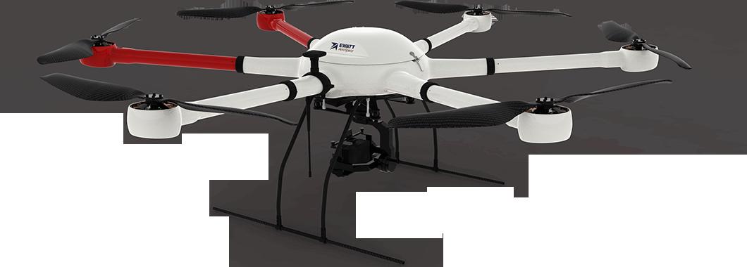 Ewatt-aerospace.com : Fully Autonomous Drone