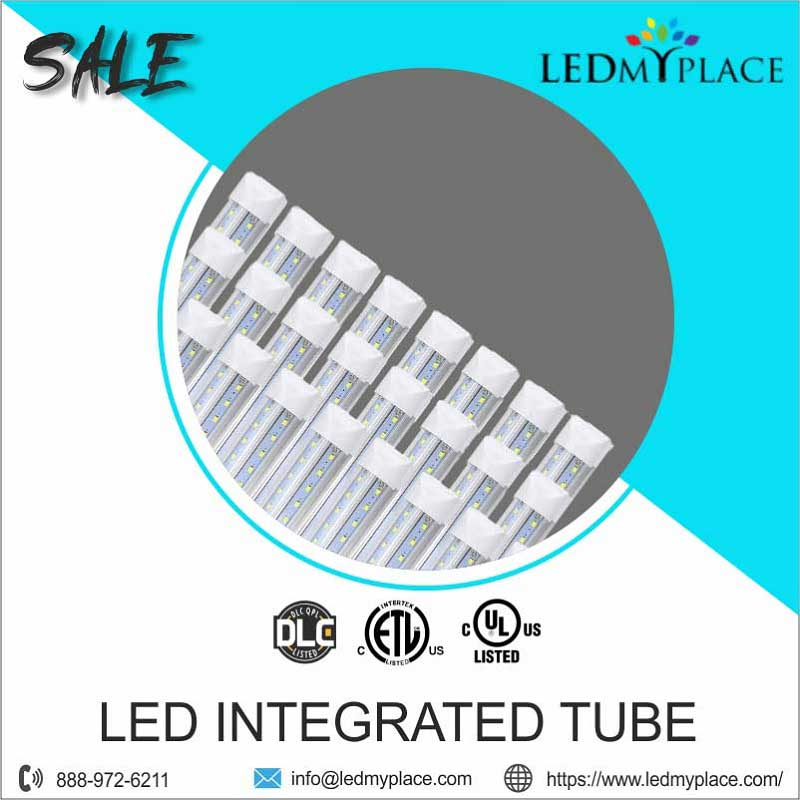 Best Quality LED Integrated Tubes For Hassle Free Lighting Experience