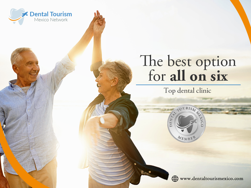 All on Six Dental Implants Mazatlan Dental