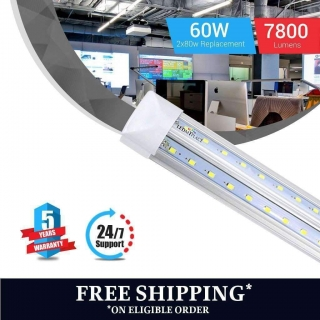 Use Cost Saving T8 8ft LED Tube Light to Brighten Up Your Office