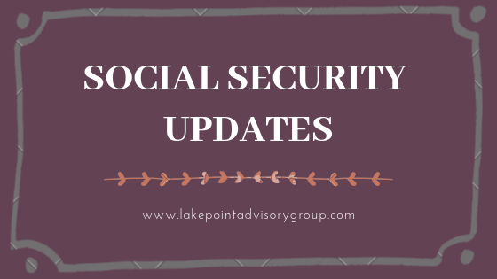 Social Security Updates