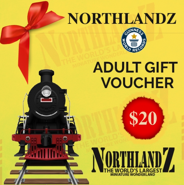 Tickets of Northlandz Miniature Wonderland in USA