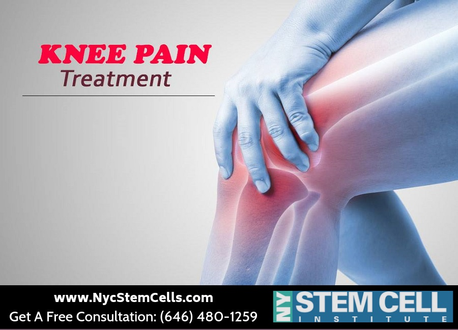 Stem Cell Therapy in NYC - Chronic Knee Pain Relief