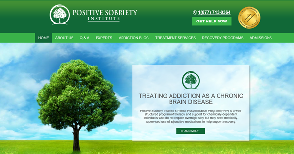Best Drug And Alcohol Treatment Centers | Positive Sobriety Institute