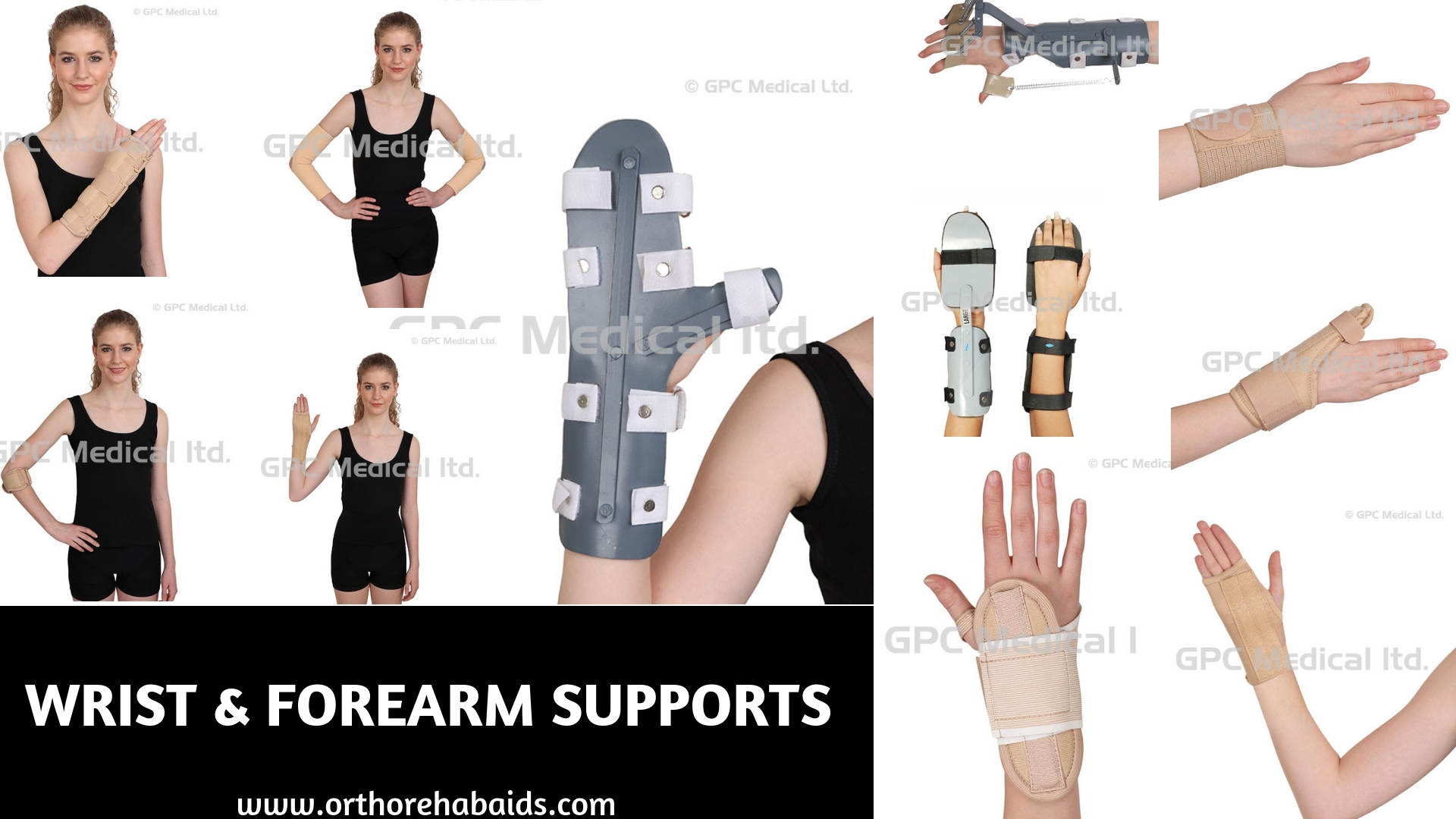 Wrist & Elbow Supports Aids Manufacturer & Supplier India