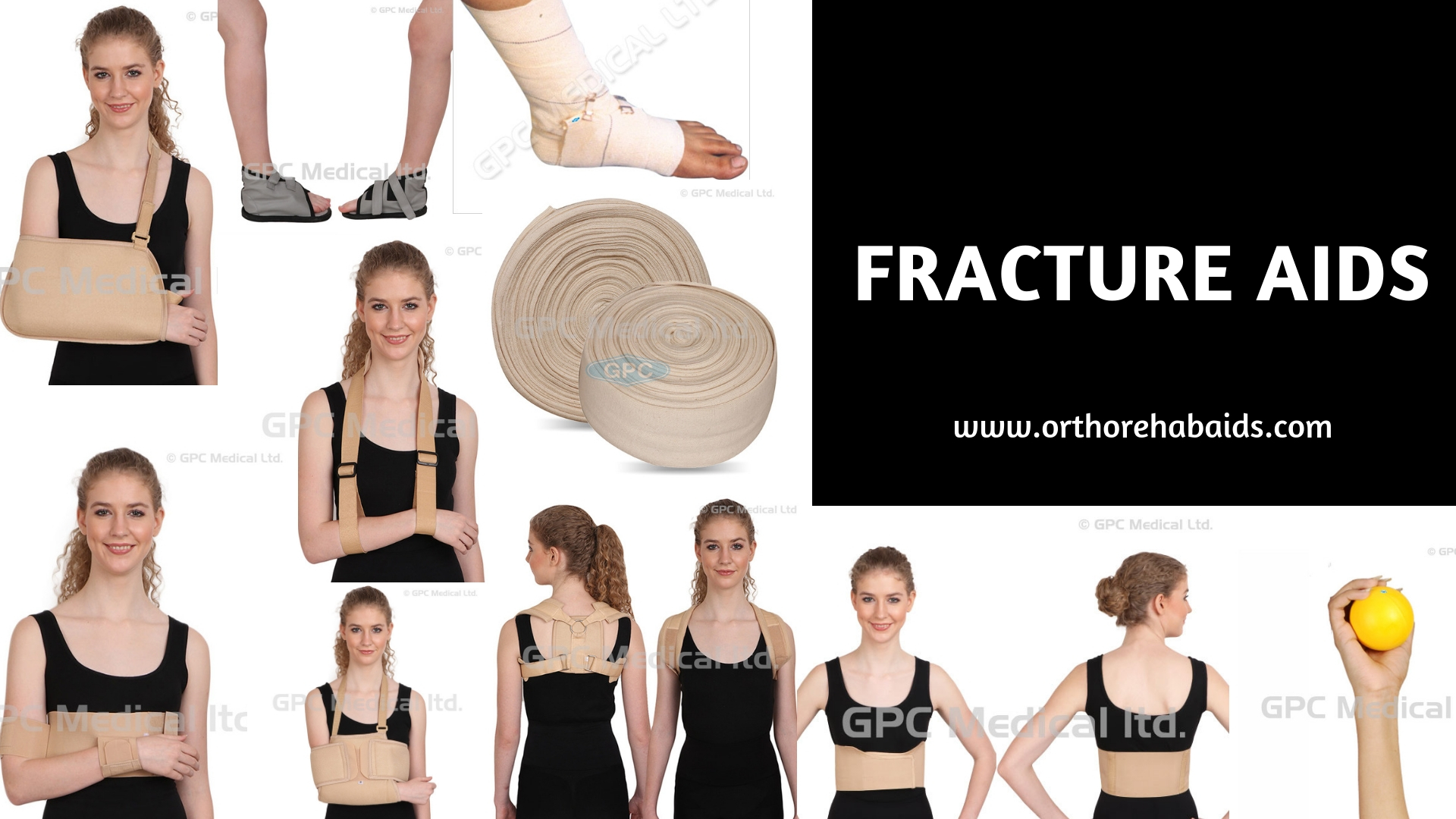 Fracture Aids Manufacturer & Supplier India