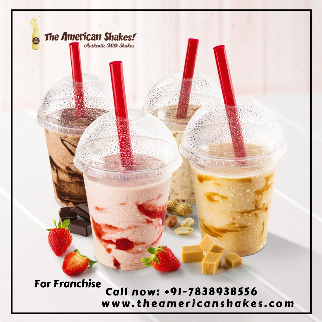 Shakes Franchise Opportunity in Delhi