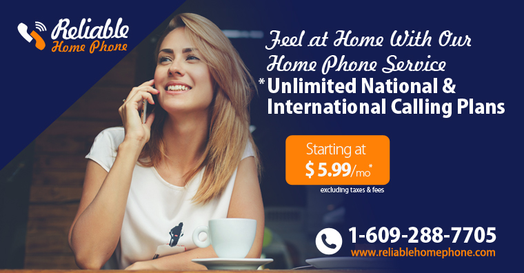 International call packages in New Jersey, US