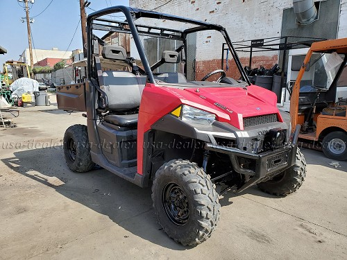 2015 POLARIS RANGER XP 900 4X4 ATV