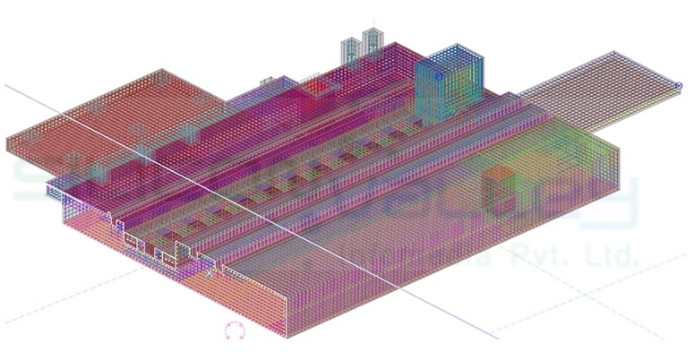 Rebar Shop Drawings Services - Silicon Info