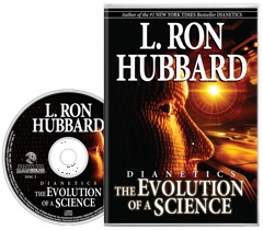 DIANETICS: THE EVOLUTION OF A SCIENCE AudioBook