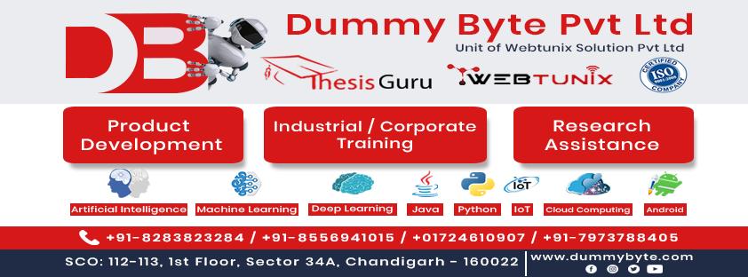 Machine Learning Training in Chandigarh