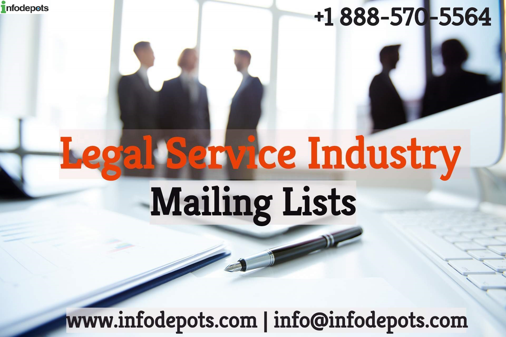 Buy 2019 Updated | Legal Service Industry Email List | List of Legal Services Companies | InfoDepots