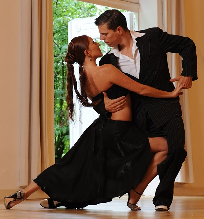 Tango Dance with Lesson