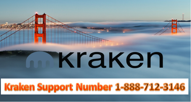 Kraken Tech Support Phone Number 1-888-712-3146. Kraken helpline number.