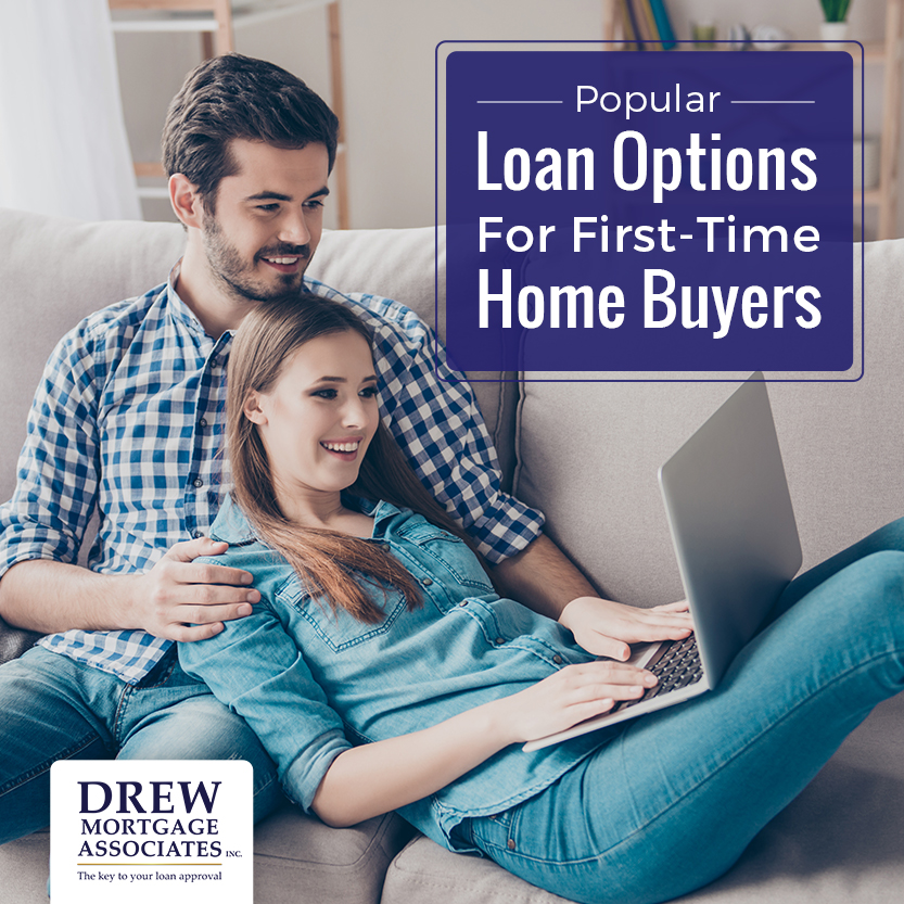 Low Mortgage Rates at Drew Mortgage