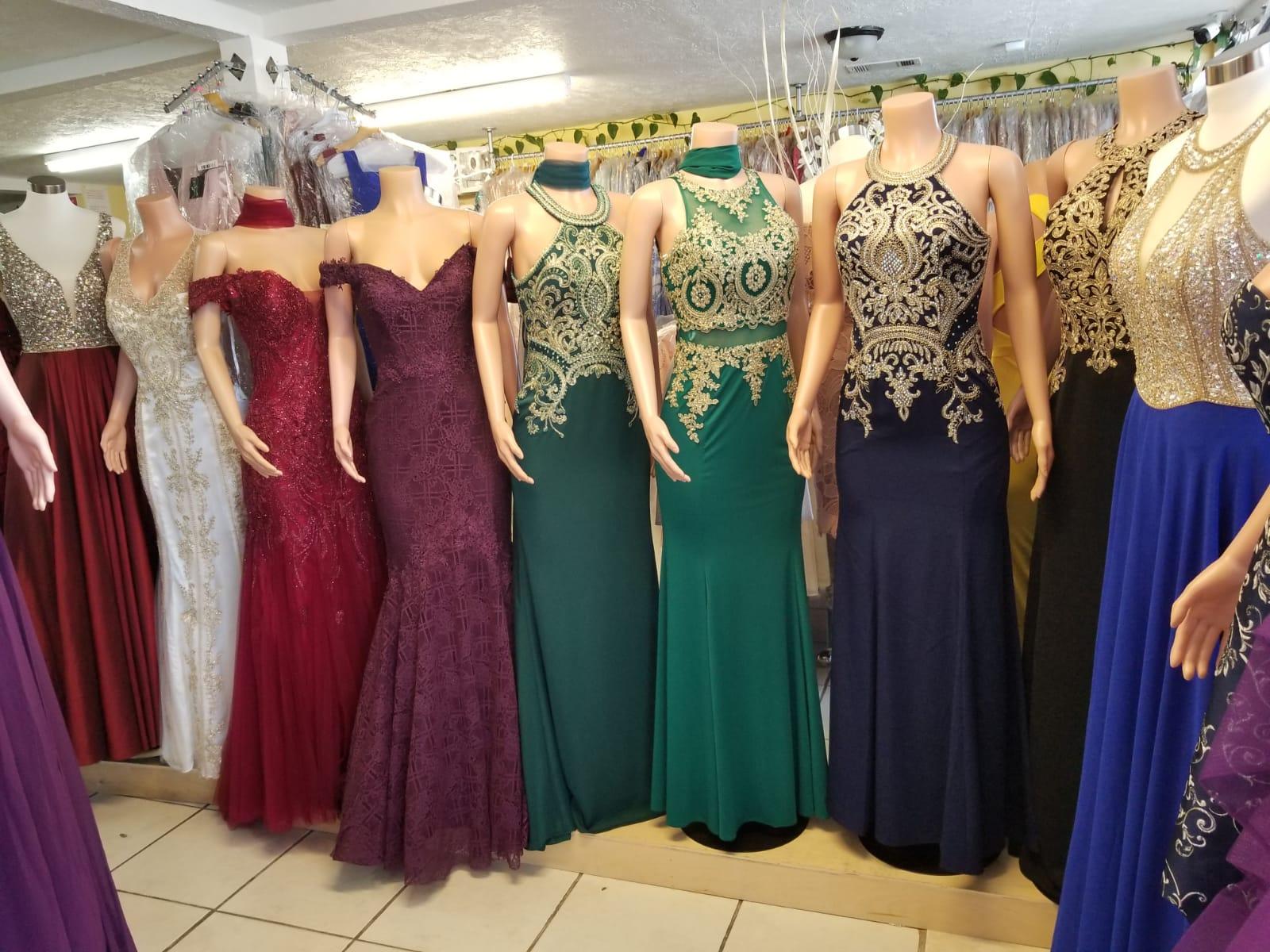 Dresses for party (Sizes XXS - 5XL)