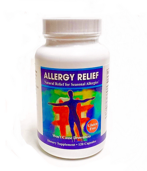 Natural allergy relief product | joint-relief.net
