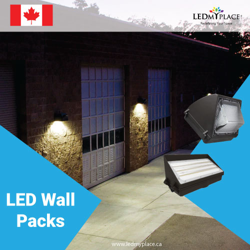 Use Energy- efficient LED Wall Pack Products to do Justice with your Hard Earned Money