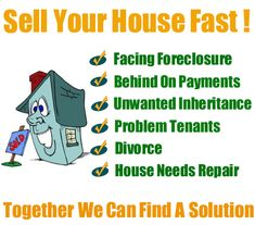 Want to sell your house WITHOUT the HEADACHE?