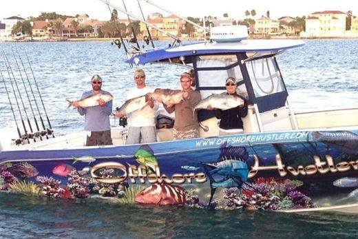 Tampa Charter Boat | OffshoreHustler