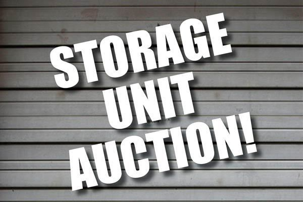 Public Auction @ Secure Storage of Selma