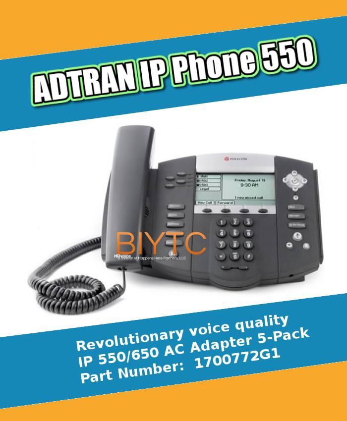 ADTRAN IP Phone 550