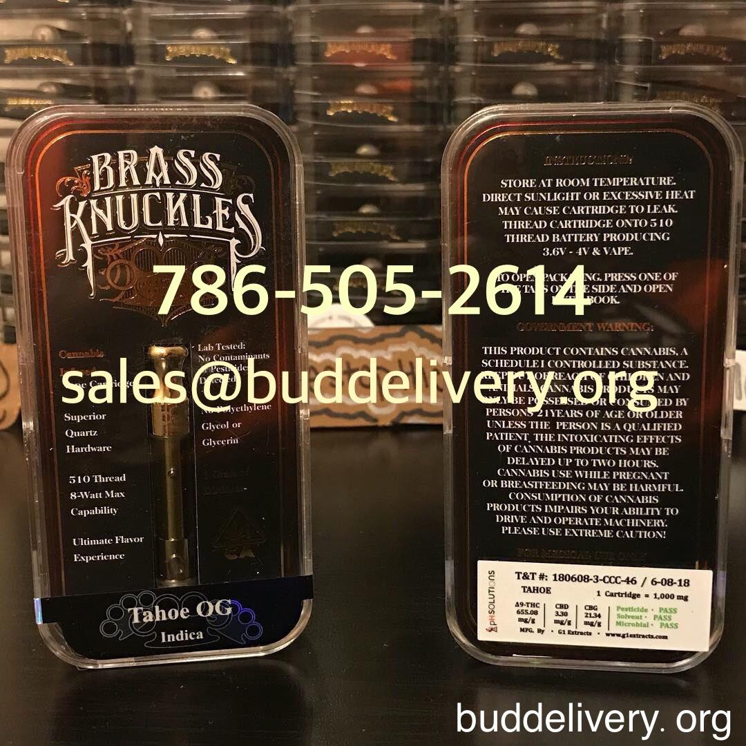 Brass Knuckles Vaporizers