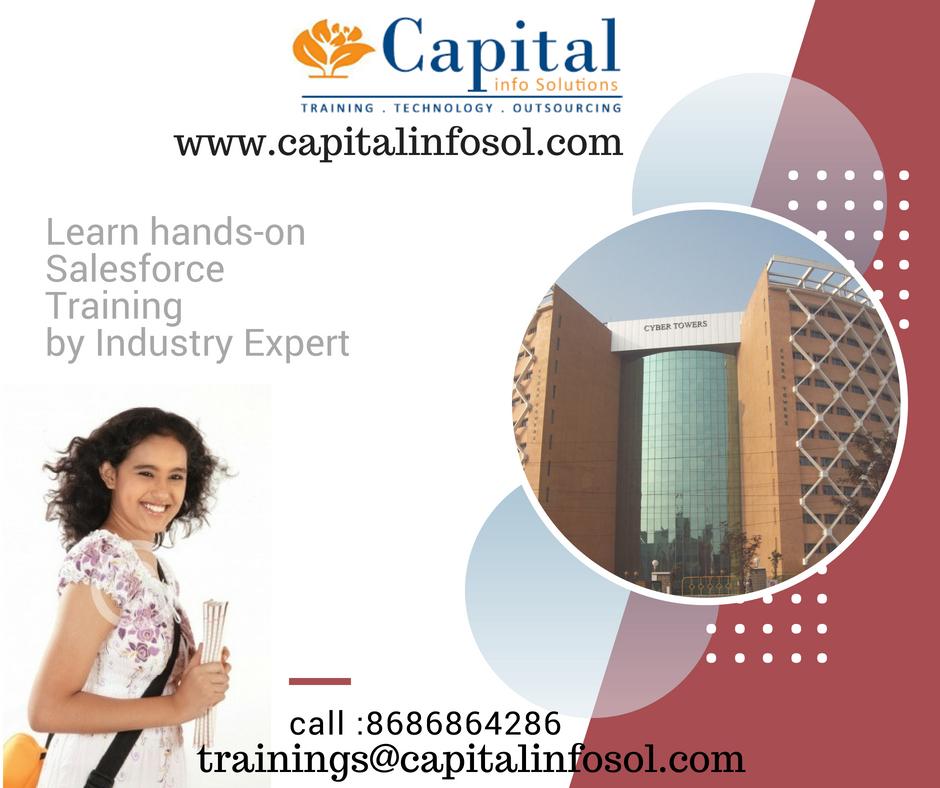 Best Salesforce training  in Hyderabad