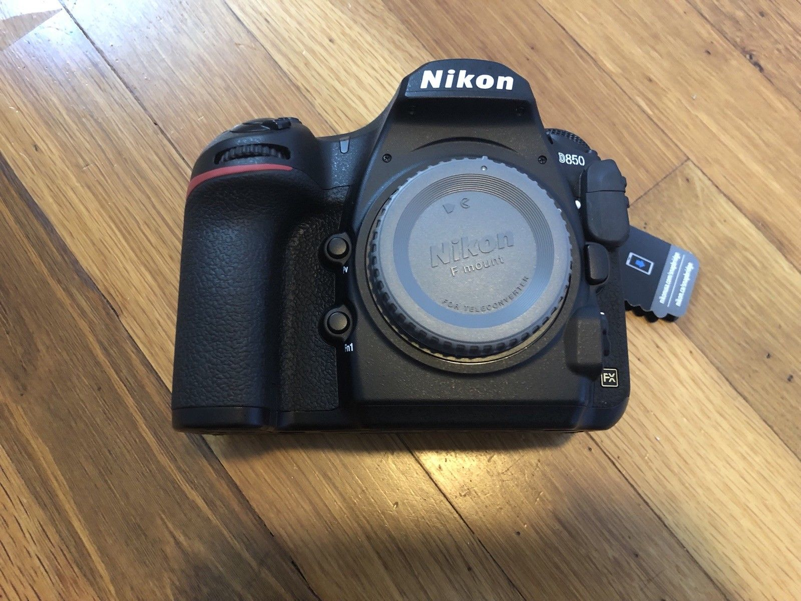 Nikon D850 - US Model W/ US Warranty - Near Mint-Shutter count: 7,886