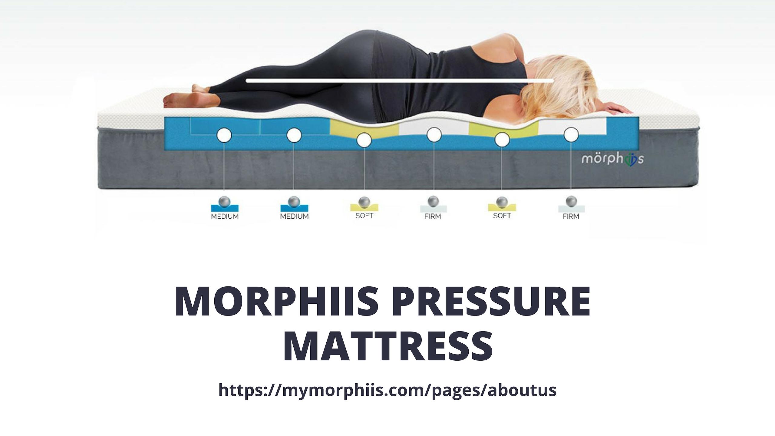 Morphiis Pressure Mattress