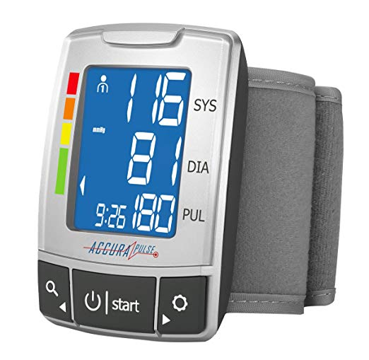 Buy AccuraPulse Blood Pressure Cuff Monitor at 10% Discount