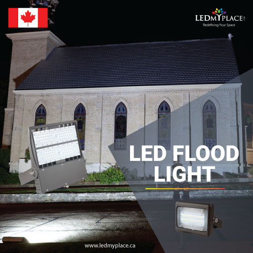 This New Year use LED Flood Lights to Ensure Maximum Brightness.