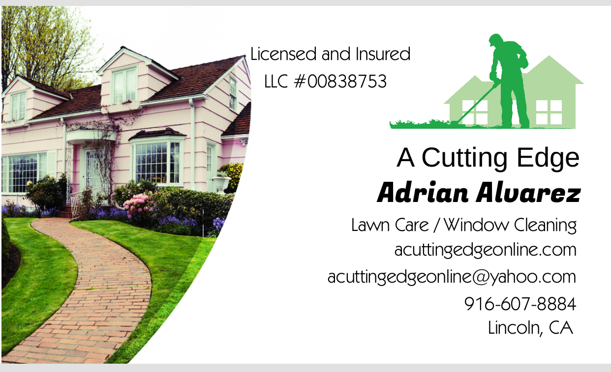 Lawn care * window cleaning * gutter cleaning * pressure washing