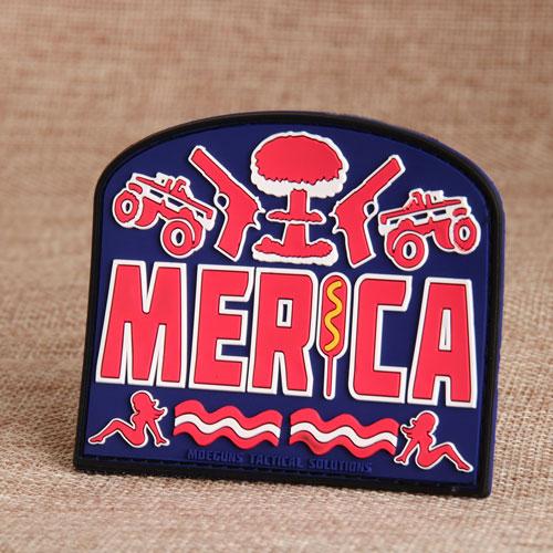 Merica PVC Patch