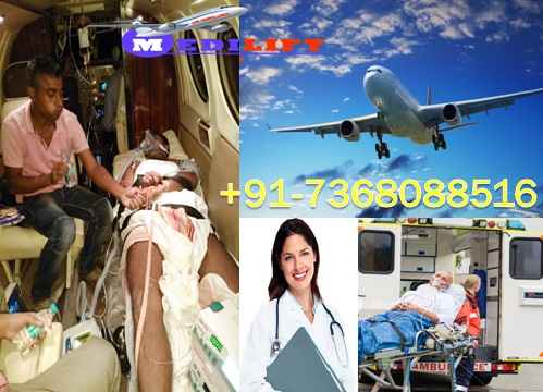 Hire Fast and Best Air Ambulance Service in Delhi