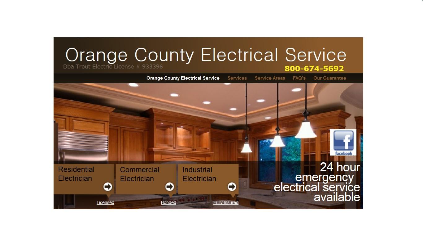 OC Electrical Service