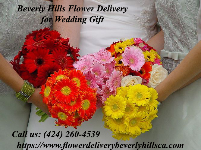 Flower Delivery Beverly Hills