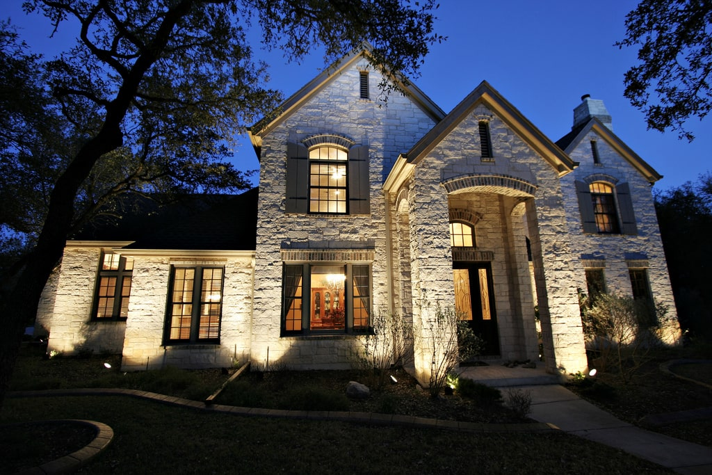 Atlanta Georgia Outdoor Landscape Lighting Installer