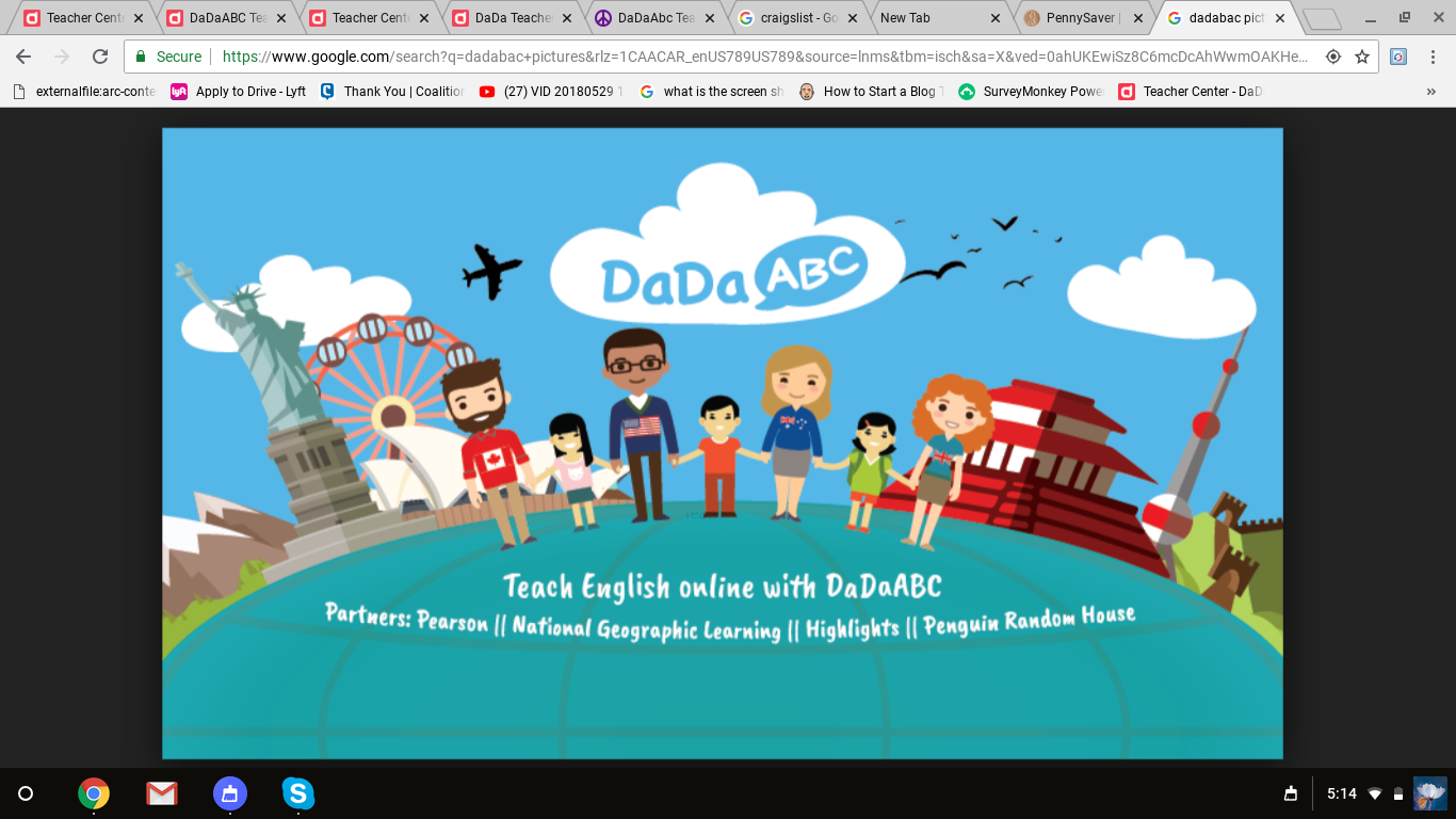 DADAABC ESL Instructors