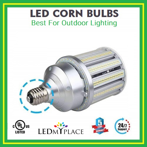 Choose Elegant Design LED Corn Bulbs for Outdoor Lighting